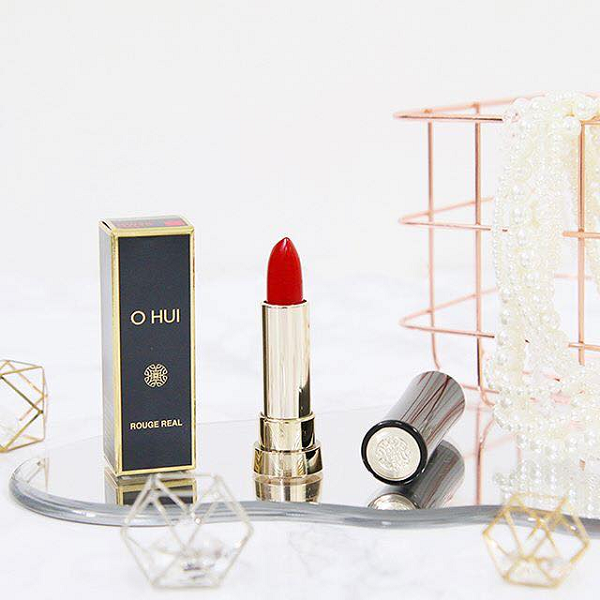 Ohui Rouge Real Lipstick son đẳng cấp của Ohui