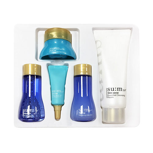 Bộ dưỡng ẩm Su:m37 Water Full Special Gift (5 SP)