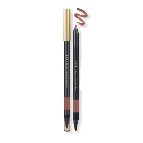 Chì kẻ mắt dạng Gel Ohui Real Color Gel Pencil Eyeliner