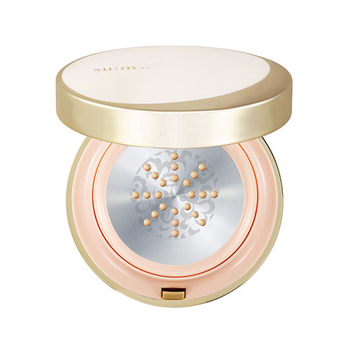 Phấn nước cho da nhờn Su:m37 Air Rising TF Glow Cover Metal Cushion SPF50+/PA+++